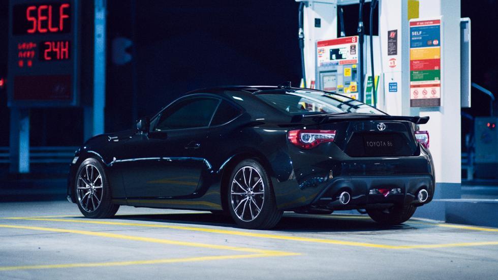 Toyota GT86 2016 zaga