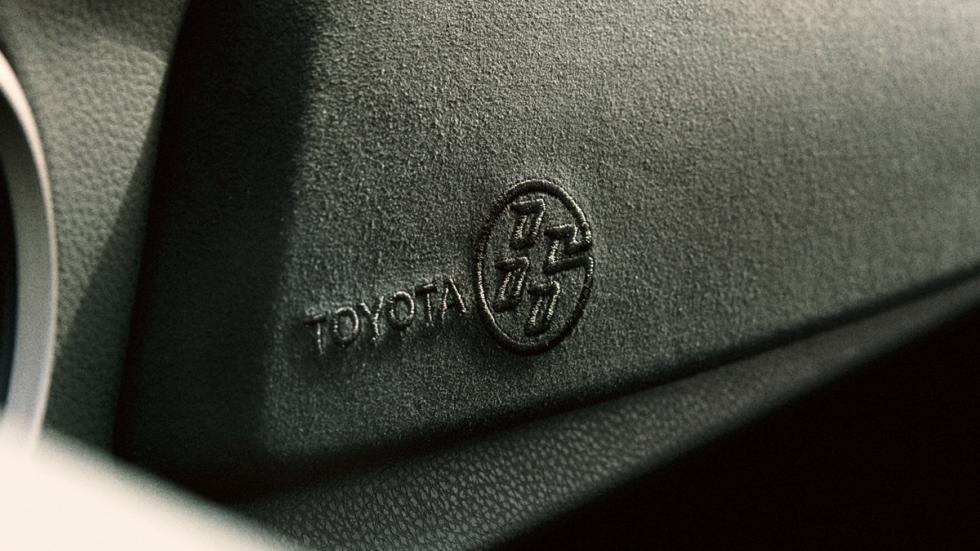Toyota GT86 2016 salpicadero