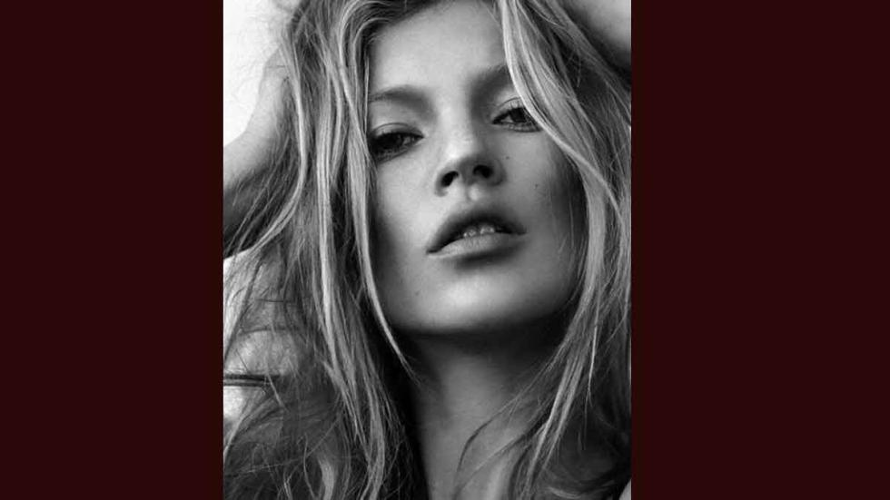 3. Kate Moss, 91.06%