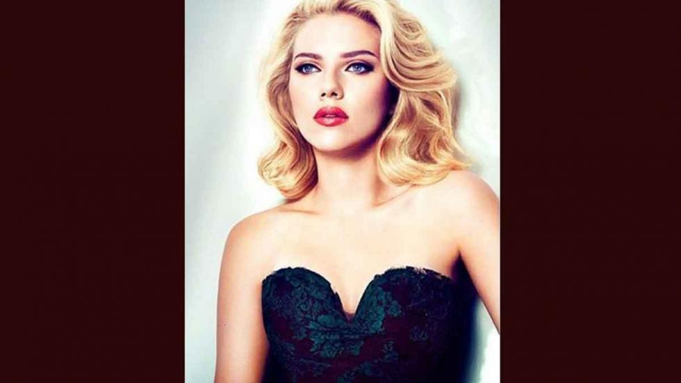 7. Scarlett Johansson 89.82%