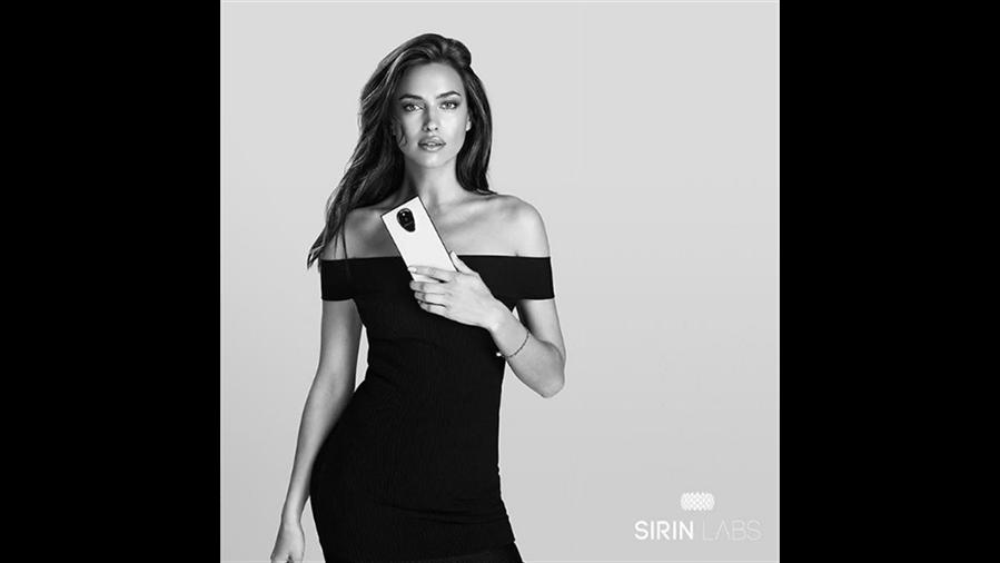 Irina Shayk. Foto: Instagram