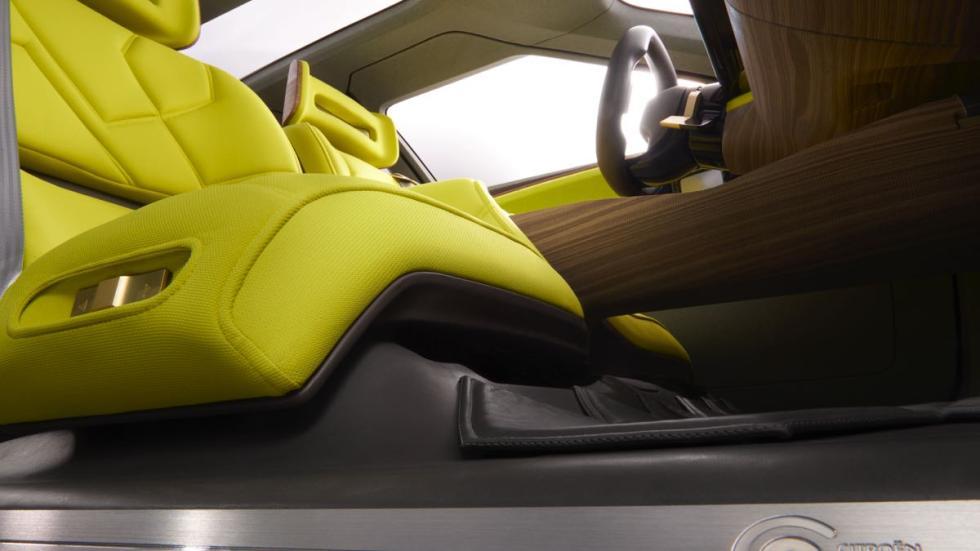 Citroën CXPERIENCE CONCEPT asientos 2