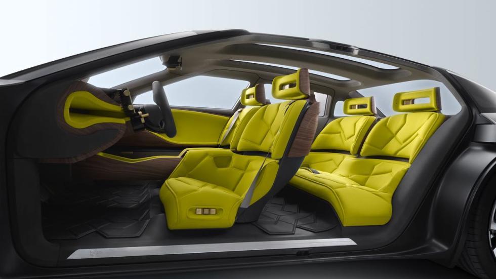 Citroën CXPERIENCE CONCEPT asientos
