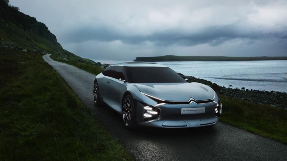 Citroën CXPERIENCE CONCEPT dinamica