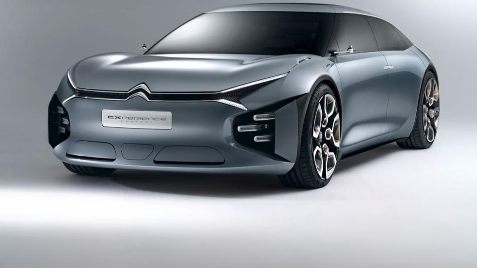 Citroën CXPERIENCE CONCEPT frontal