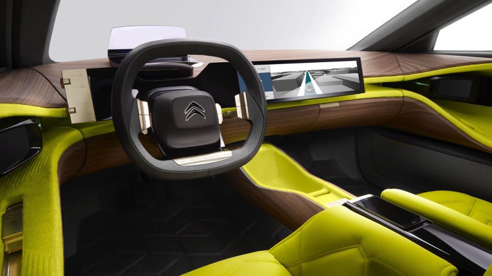 Citroën CXPERIENCE CONCEPT interior