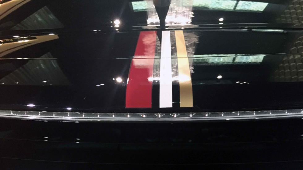 DS Performance Line detalle spoiler