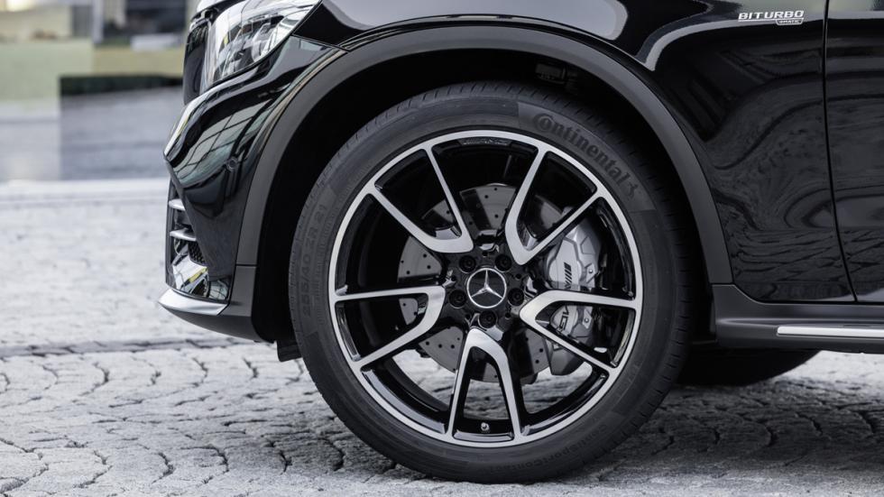 Mercedes-AMG GLC 43 Coupé llantas