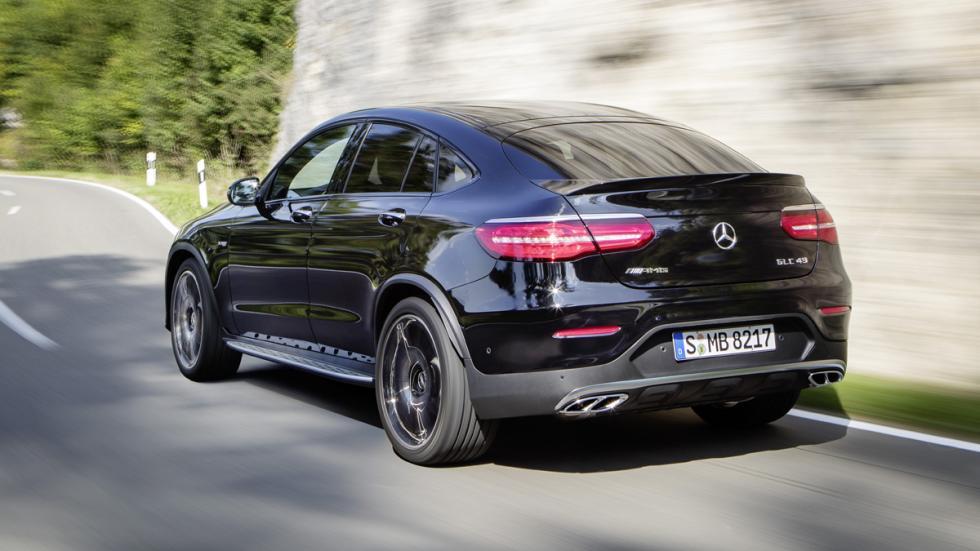 Mercedes-AMG GLC 43 Coupé Salón París 2016