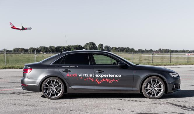 audi techday connectivity 2016 gafas virtual