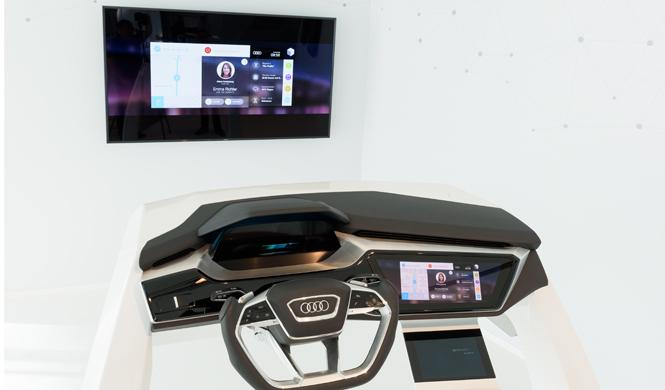 audi techday connectivity 2016 cockpit