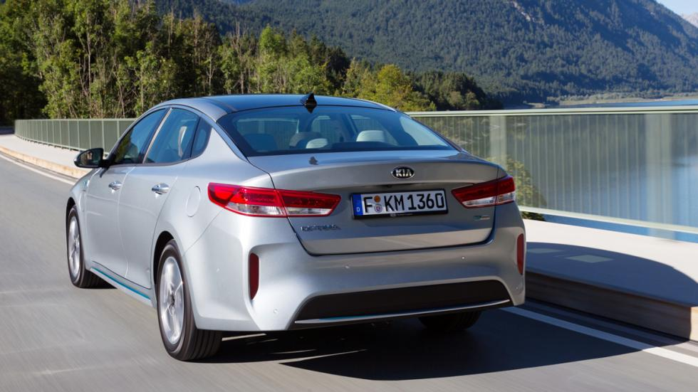 Kia Optima PHEV 2016