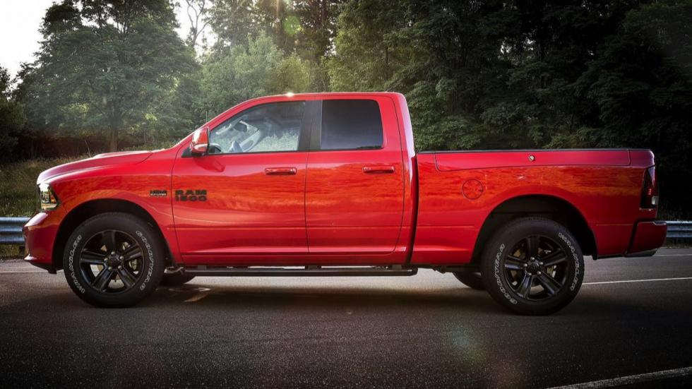 Ram 1500 Night Package lateral