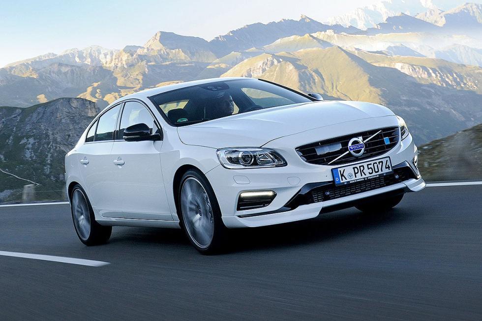 Volvo S60 Polestar morro