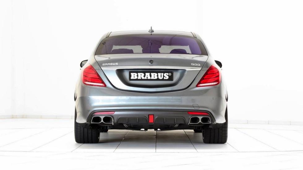 Mercedes Clase S Brabus 900 trasera 3