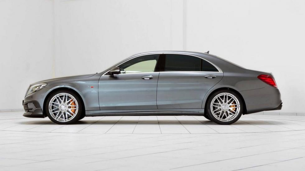 Mercedes Clase S Brabus 900 lateral