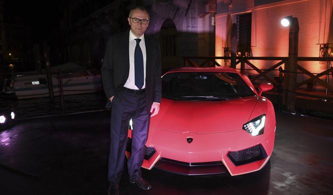 Lamborghini y L'Uomo Vogue en Venecia, las fotos