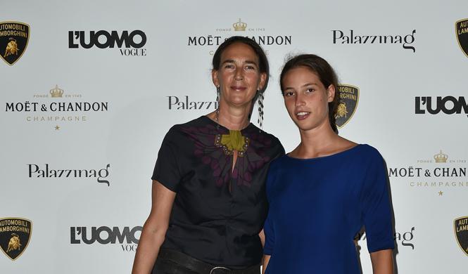 festival cine venecia lamborghini bianca