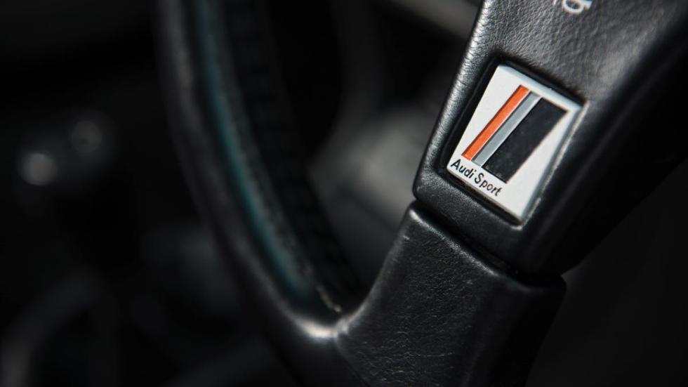 Audi Quattro Turbo volante