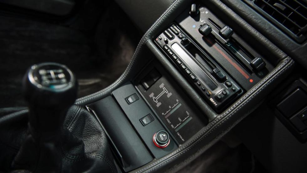 Audi Quattro Turbo consola