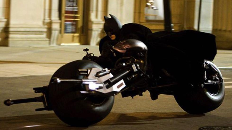 Moto Batman 2