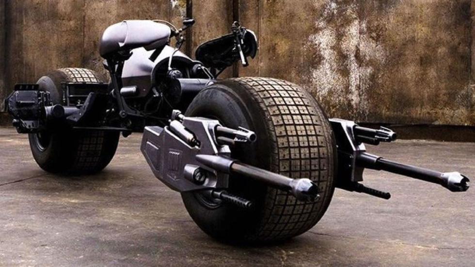 Moto Batman 3