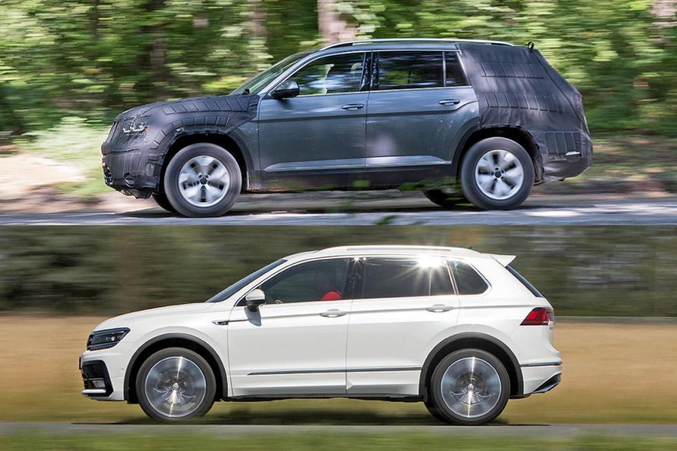 Prueba: Volkswagen Teramont 2016