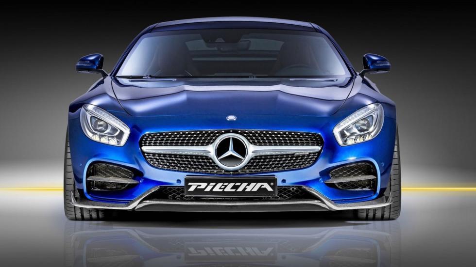 Mercedes-AMG GT S Piecha Design frontal
