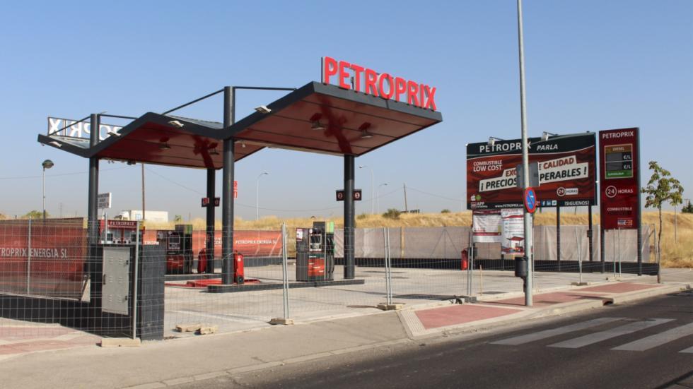 gasolinera fantasma