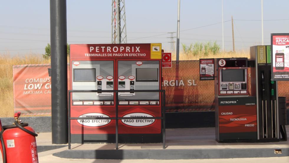 pago en efectivo gasolinera fantasma