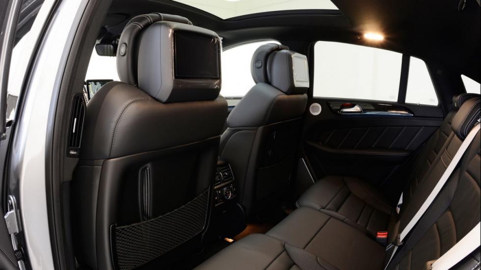 Mercedes Brabus AMG GLE 63S Coupe