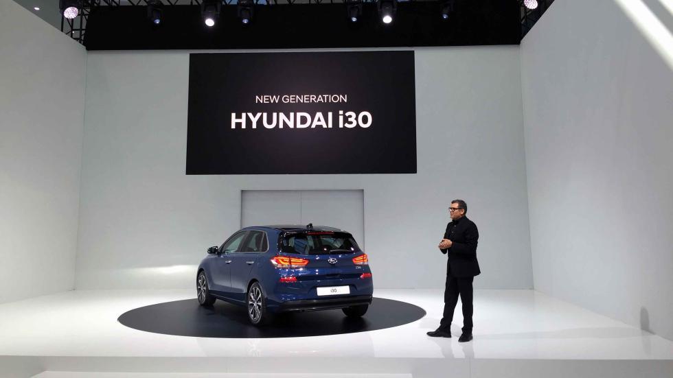 hyundai i30 2017 presentación