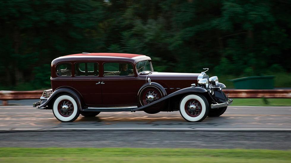 Cadillac V-16 Sedan Fleetwood 1932
