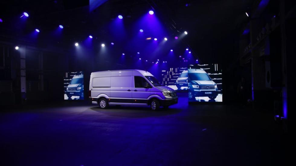 Volkswagen Crafter 2017 premiere 3