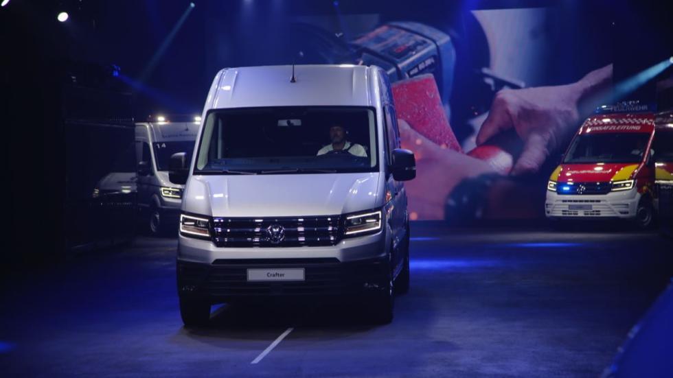Volkswagen Crafter 2017 premiere 4