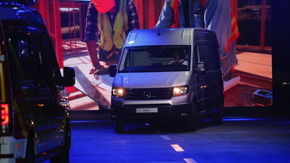 Volkswagen Crafter 2017 premiere 5