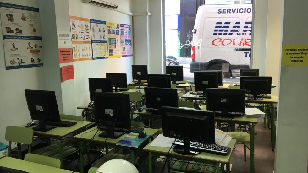 Autoescuela de Madrid que imparte cursos de recuperación