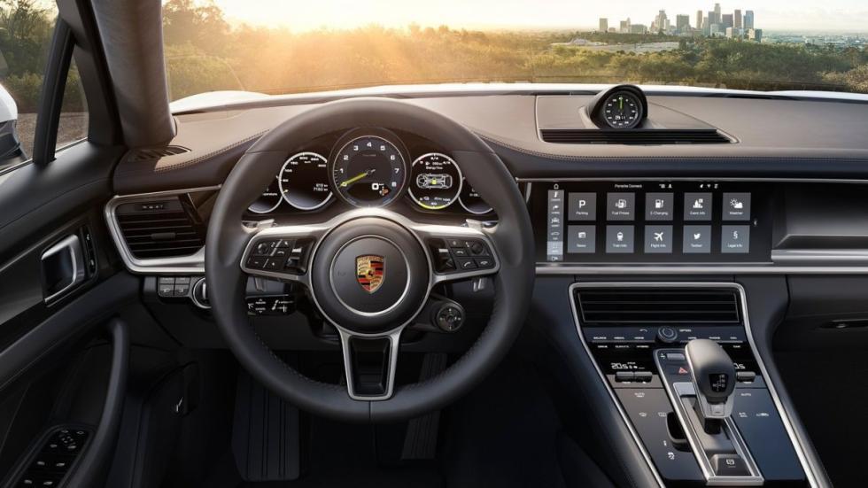 Porsche Panamera 4 E-Hybrid 2017