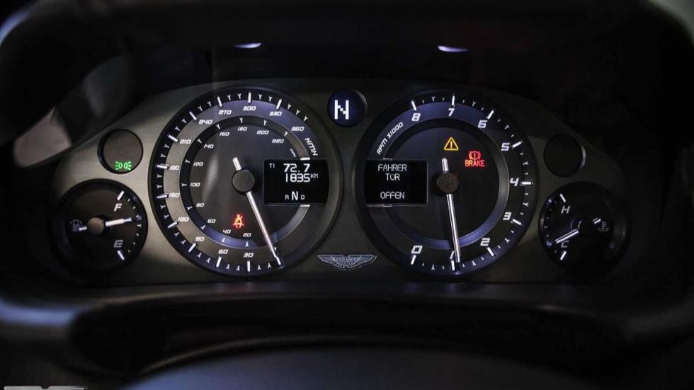 Aston Martin One-77 relojes