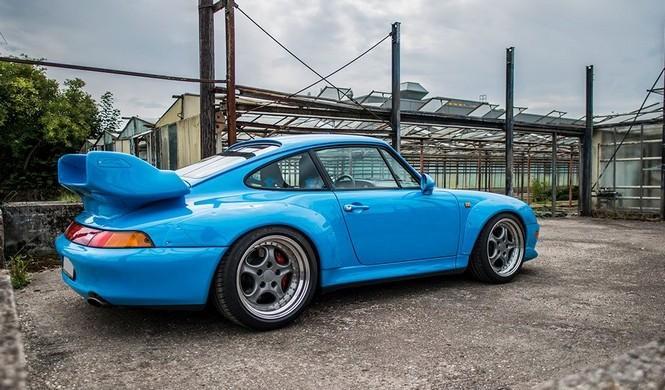 Porsche 911 993 GT2 venta