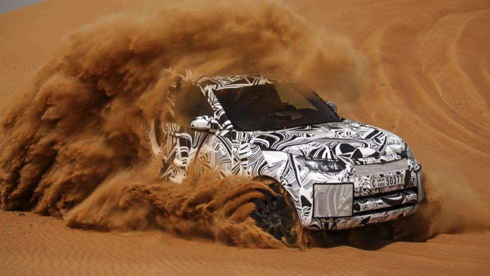 Land Rover Discovery 2017 prueba 3