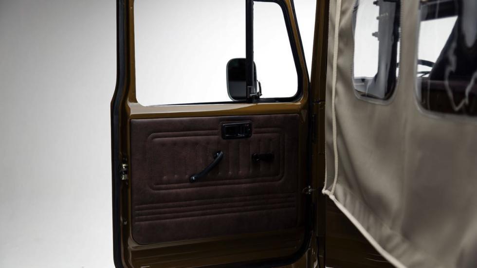 Toyota Land Cruiser 1981 puerta