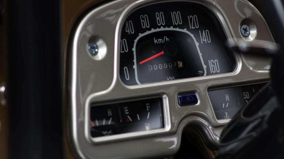 Toyota Land Cruiser 1981 velocimetro