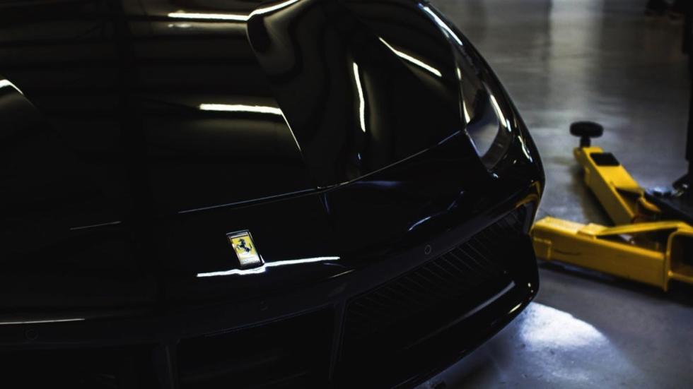 Ferrari 488 GTB AWT Motorsports faros