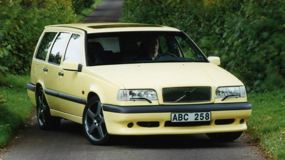 Los 7 mejores Volvo de la Historia