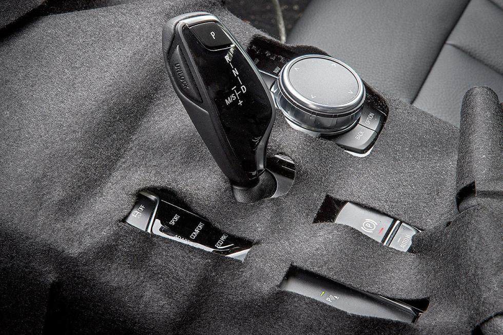 BMW Serie 5 2016 detalle