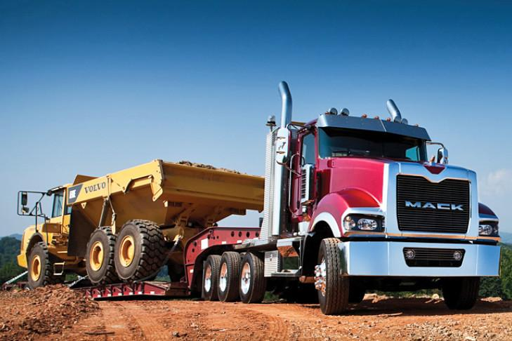 Mack Titan, 613 CV y 2792 Nm
