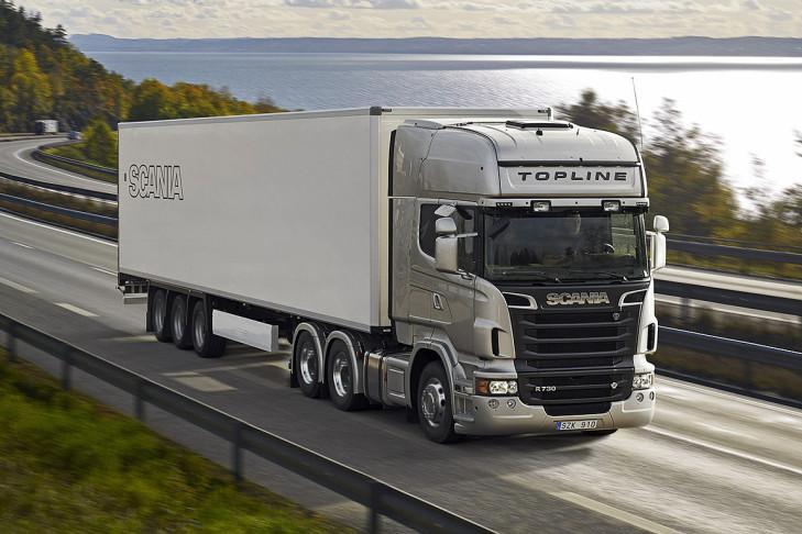 Scania de 730 CV y 3500 Nm