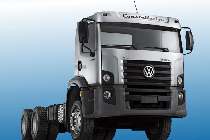 VW Constellation, 370 CV