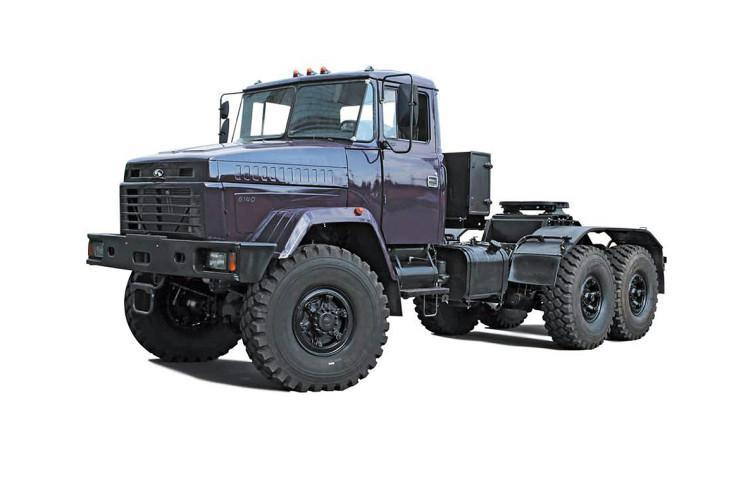 KrAZ  V8-Diesel, 14,9 l., 400 CV